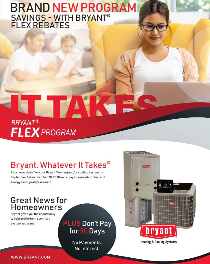 Bryant HVAC Fall 2020 By Parent Heating & Cooling