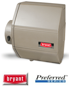 Bryant Preferred Series Bypass Humidifier In Ottawa, ON