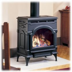 The Oxford Series Cast Iron Direct Vent Stoves